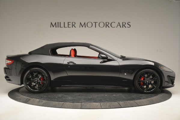 Used 2015 Maserati GranTurismo Sport for sale Sold at Rolls-Royce Motor Cars Greenwich in Greenwich CT 06830 21
