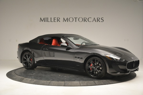 Used 2015 Maserati GranTurismo Sport for sale Sold at Rolls-Royce Motor Cars Greenwich in Greenwich CT 06830 22