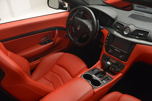 Used 2015 Maserati GranTurismo Sport for sale Sold at Rolls-Royce Motor Cars Greenwich in Greenwich CT 06830 27