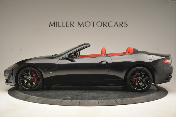 Used 2015 Maserati GranTurismo Sport for sale Sold at Rolls-Royce Motor Cars Greenwich in Greenwich CT 06830 3