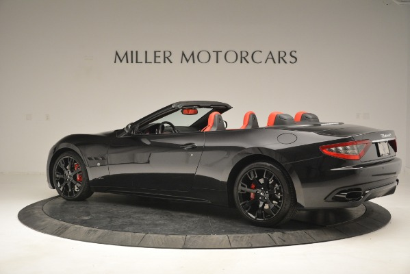 Used 2015 Maserati GranTurismo Sport for sale Sold at Rolls-Royce Motor Cars Greenwich in Greenwich CT 06830 4