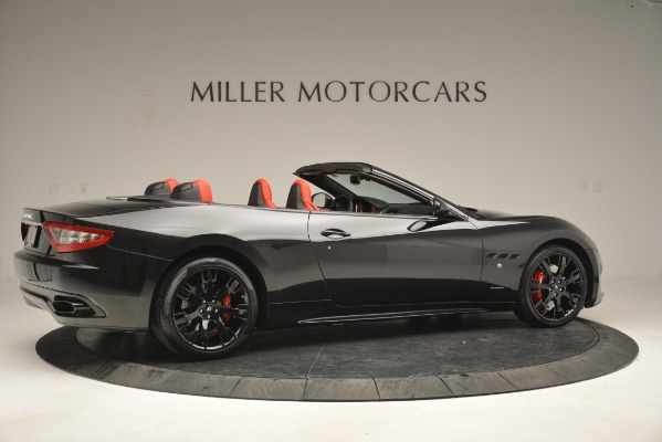 Used 2015 Maserati GranTurismo Sport for sale Sold at Rolls-Royce Motor Cars Greenwich in Greenwich CT 06830 8
