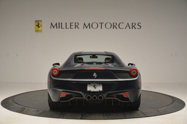 Used 2014 Ferrari 458 Spider for sale Sold at Rolls-Royce Motor Cars Greenwich in Greenwich CT 06830 18