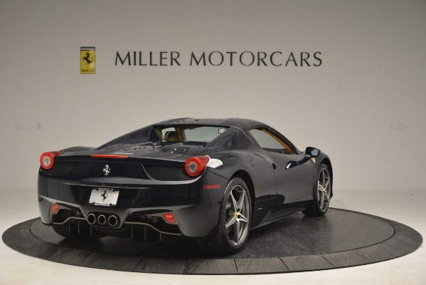 Used 2014 Ferrari 458 Spider for sale Sold at Rolls-Royce Motor Cars Greenwich in Greenwich CT 06830 19