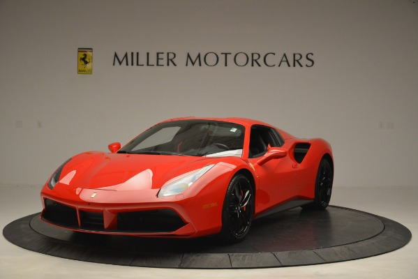 Used 2017 Ferrari 488 Spider for sale Sold at Rolls-Royce Motor Cars Greenwich in Greenwich CT 06830 13