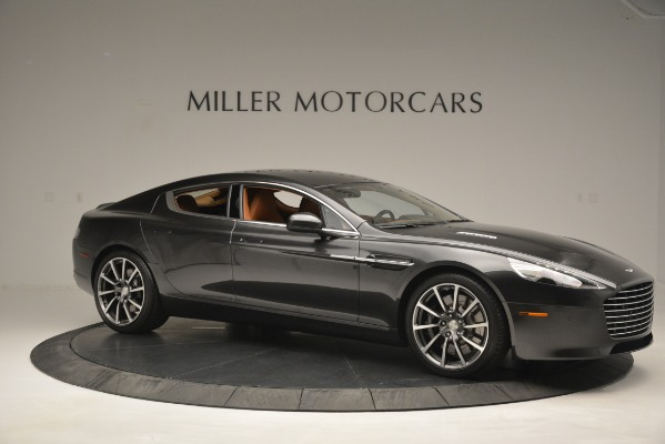 Used 2016 Aston Martin Rapide S for sale Sold at Rolls-Royce Motor Cars Greenwich in Greenwich CT 06830 10
