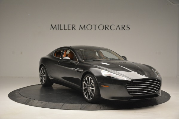 Used 2016 Aston Martin Rapide S for sale Sold at Rolls-Royce Motor Cars Greenwich in Greenwich CT 06830 11
