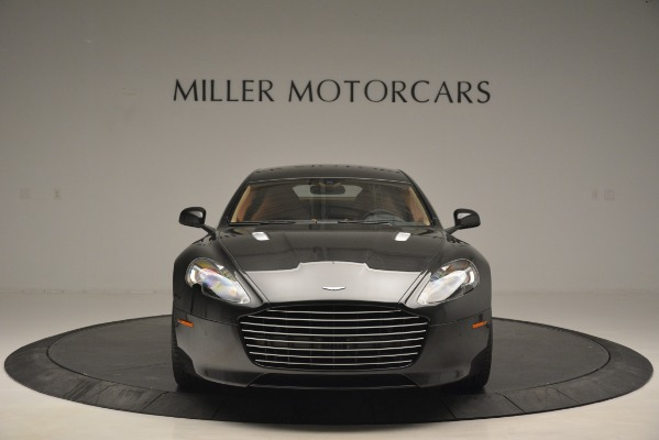 Used 2016 Aston Martin Rapide S for sale Sold at Rolls-Royce Motor Cars Greenwich in Greenwich CT 06830 12