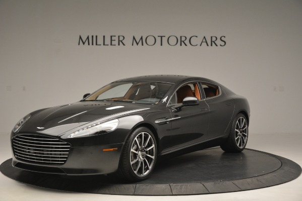 Used 2016 Aston Martin Rapide S for sale Sold at Rolls-Royce Motor Cars Greenwich in Greenwich CT 06830 2