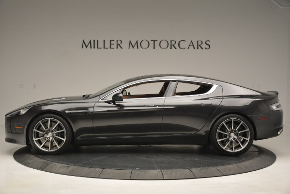 Used 2016 Aston Martin Rapide S for sale Sold at Rolls-Royce Motor Cars Greenwich in Greenwich CT 06830 3