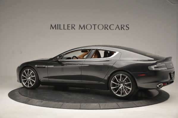 Used 2016 Aston Martin Rapide S for sale Sold at Rolls-Royce Motor Cars Greenwich in Greenwich CT 06830 4