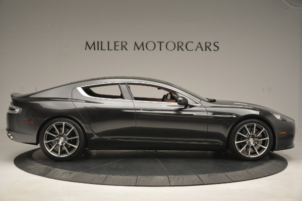 Used 2016 Aston Martin Rapide S for sale Sold at Rolls-Royce Motor Cars Greenwich in Greenwich CT 06830 9