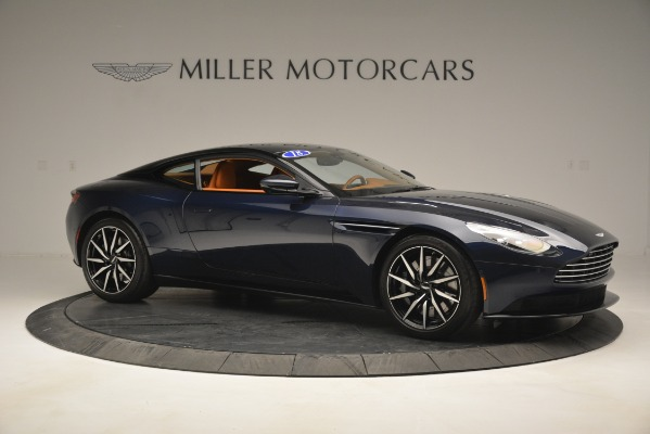 Used 2018 Aston Martin DB11 V12 Coupe for sale Sold at Rolls-Royce Motor Cars Greenwich in Greenwich CT 06830 10