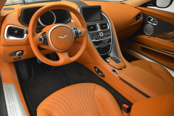 Used 2018 Aston Martin DB11 V12 Coupe for sale Sold at Rolls-Royce Motor Cars Greenwich in Greenwich CT 06830 14
