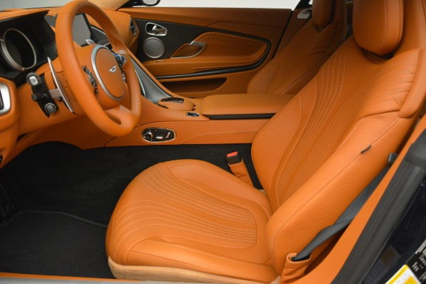 Used 2018 Aston Martin DB11 V12 Coupe for sale Sold at Rolls-Royce Motor Cars Greenwich in Greenwich CT 06830 15