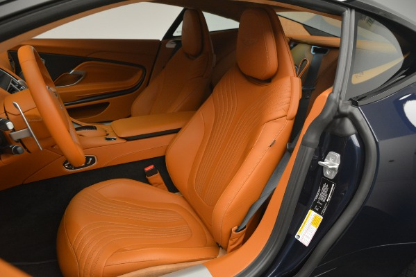 Used 2018 Aston Martin DB11 V12 Coupe for sale Sold at Rolls-Royce Motor Cars Greenwich in Greenwich CT 06830 16