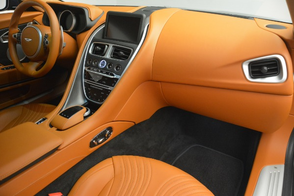 Used 2018 Aston Martin DB11 V12 Coupe for sale Sold at Rolls-Royce Motor Cars Greenwich in Greenwich CT 06830 20
