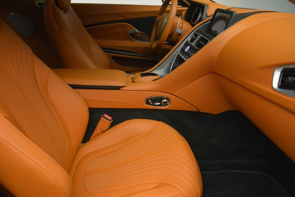 Used 2018 Aston Martin DB11 V12 Coupe for sale Sold at Rolls-Royce Motor Cars Greenwich in Greenwich CT 06830 21