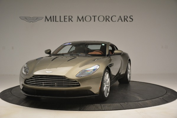 Used 2018 Aston Martin DB11 V12 Coupe for sale Sold at Rolls-Royce Motor Cars Greenwich in Greenwich CT 06830 2