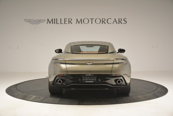 Used 2018 Aston Martin DB11 V12 Coupe for sale Sold at Rolls-Royce Motor Cars Greenwich in Greenwich CT 06830 6
