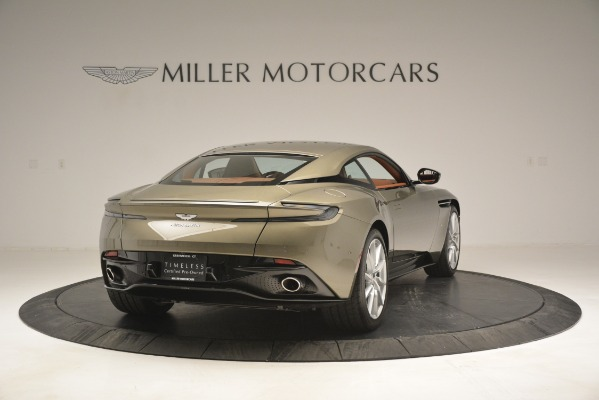 Used 2018 Aston Martin DB11 V12 Coupe for sale Sold at Rolls-Royce Motor Cars Greenwich in Greenwich CT 06830 7