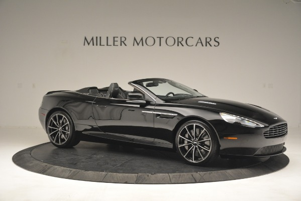 Used 2016 Aston Martin DB9 Convertible for sale Sold at Rolls-Royce Motor Cars Greenwich in Greenwich CT 06830 10