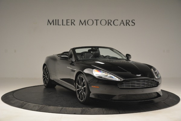 Used 2016 Aston Martin DB9 Convertible for sale Sold at Rolls-Royce Motor Cars Greenwich in Greenwich CT 06830 11