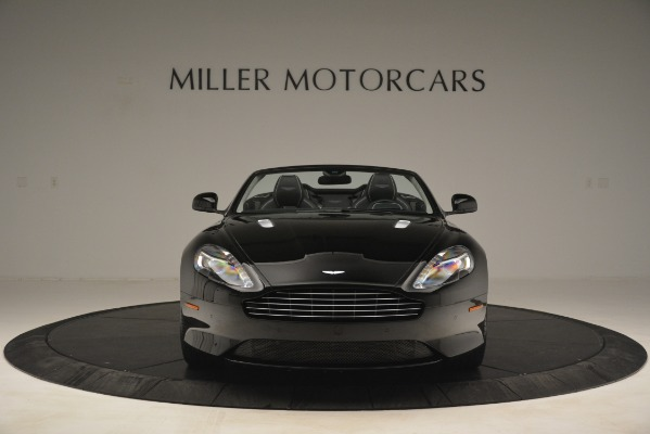 Used 2016 Aston Martin DB9 Convertible for sale Sold at Rolls-Royce Motor Cars Greenwich in Greenwich CT 06830 12