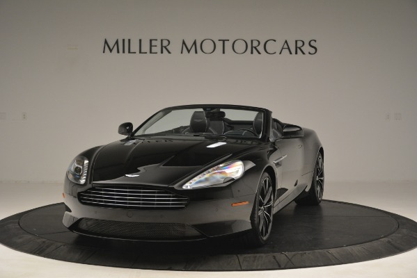 Used 2016 Aston Martin DB9 Convertible for sale Sold at Rolls-Royce Motor Cars Greenwich in Greenwich CT 06830 2