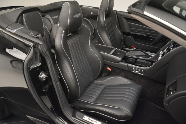 Used 2016 Aston Martin DB9 Convertible for sale Sold at Rolls-Royce Motor Cars Greenwich in Greenwich CT 06830 22