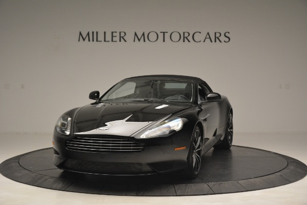 Used 2016 Aston Martin DB9 Convertible for sale Sold at Rolls-Royce Motor Cars Greenwich in Greenwich CT 06830 23