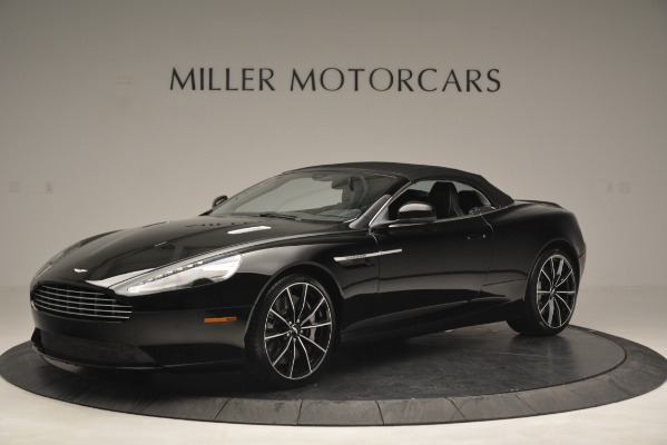 Used 2016 Aston Martin DB9 Convertible for sale Sold at Rolls-Royce Motor Cars Greenwich in Greenwich CT 06830 24