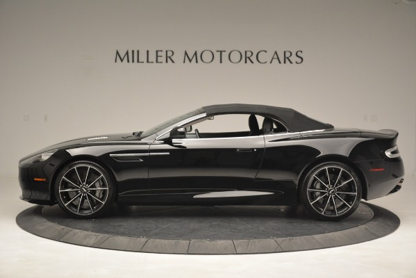 Used 2016 Aston Martin DB9 Convertible for sale Sold at Rolls-Royce Motor Cars Greenwich in Greenwich CT 06830 25