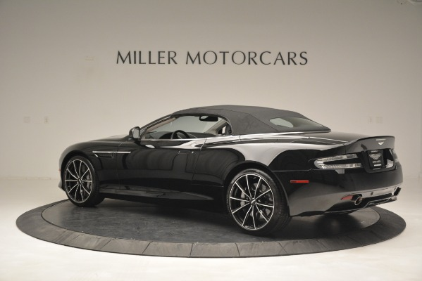 Used 2016 Aston Martin DB9 Convertible for sale Sold at Rolls-Royce Motor Cars Greenwich in Greenwich CT 06830 26