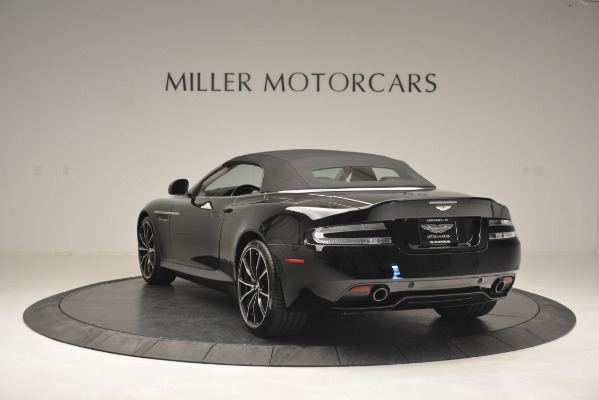 Used 2016 Aston Martin DB9 Convertible for sale Sold at Rolls-Royce Motor Cars Greenwich in Greenwich CT 06830 27