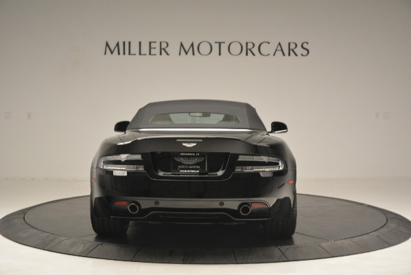 Used 2016 Aston Martin DB9 Convertible for sale Sold at Rolls-Royce Motor Cars Greenwich in Greenwich CT 06830 28