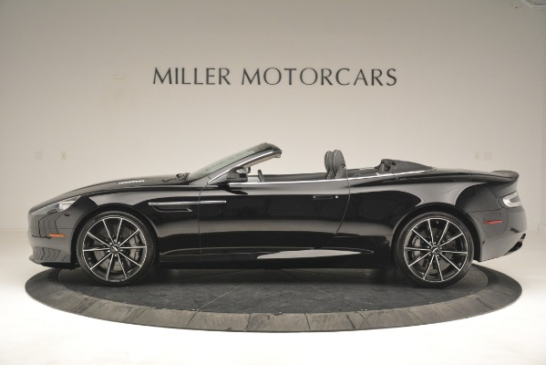 Used 2016 Aston Martin DB9 Convertible for sale Sold at Rolls-Royce Motor Cars Greenwich in Greenwich CT 06830 3