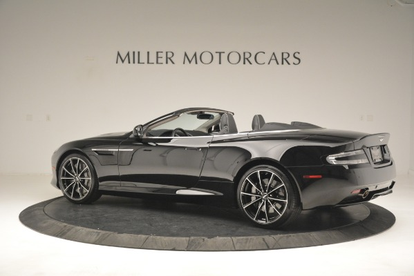 Used 2016 Aston Martin DB9 Convertible for sale Sold at Rolls-Royce Motor Cars Greenwich in Greenwich CT 06830 4