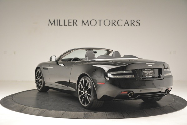 Used 2016 Aston Martin DB9 Convertible for sale Sold at Rolls-Royce Motor Cars Greenwich in Greenwich CT 06830 5