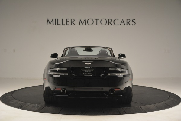 Used 2016 Aston Martin DB9 Convertible for sale Sold at Rolls-Royce Motor Cars Greenwich in Greenwich CT 06830 6