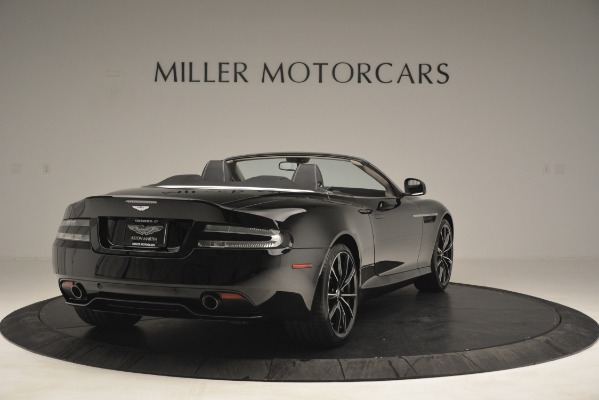 Used 2016 Aston Martin DB9 Convertible for sale Sold at Rolls-Royce Motor Cars Greenwich in Greenwich CT 06830 7
