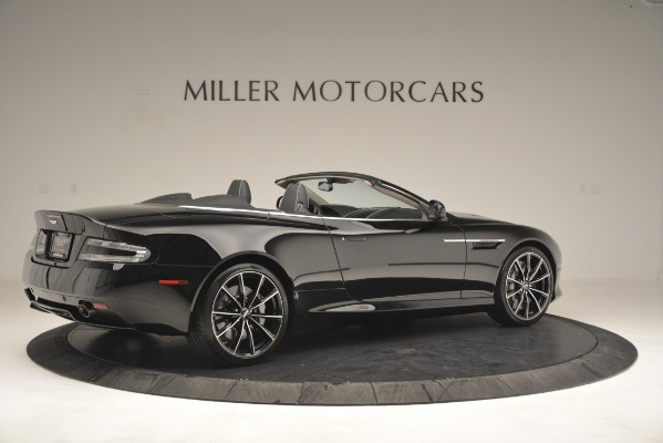 Used 2016 Aston Martin DB9 Convertible for sale Sold at Rolls-Royce Motor Cars Greenwich in Greenwich CT 06830 8