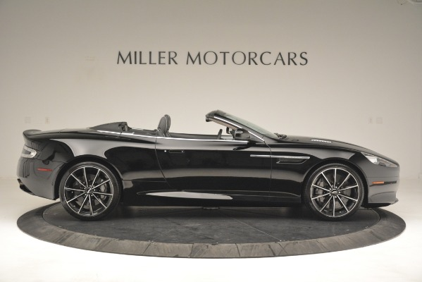 Used 2016 Aston Martin DB9 Convertible for sale Sold at Rolls-Royce Motor Cars Greenwich in Greenwich CT 06830 9