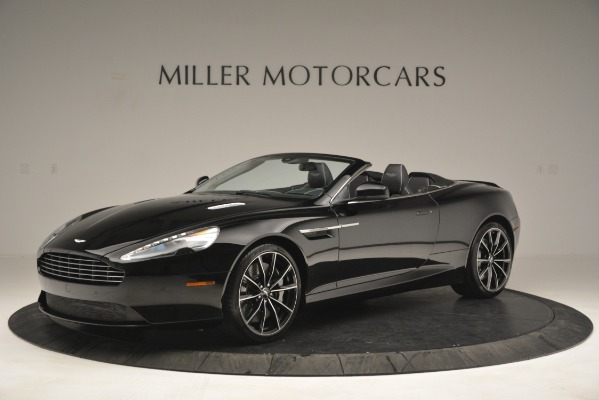 Used 2016 Aston Martin DB9 Convertible for sale Sold at Rolls-Royce Motor Cars Greenwich in Greenwich CT 06830 1