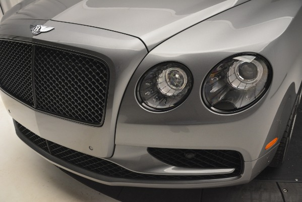 Used 2018 Bentley Flying Spur W12 S for sale Sold at Rolls-Royce Motor Cars Greenwich in Greenwich CT 06830 14