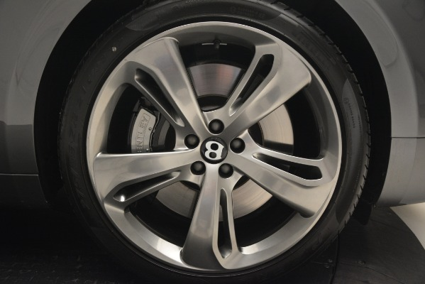 Used 2018 Bentley Flying Spur W12 S for sale Sold at Rolls-Royce Motor Cars Greenwich in Greenwich CT 06830 16