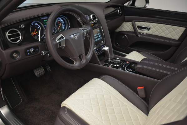 Used 2018 Bentley Flying Spur W12 S for sale Sold at Rolls-Royce Motor Cars Greenwich in Greenwich CT 06830 19