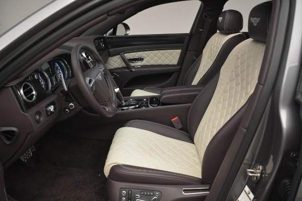 Used 2018 Bentley Flying Spur W12 S for sale Sold at Rolls-Royce Motor Cars Greenwich in Greenwich CT 06830 20