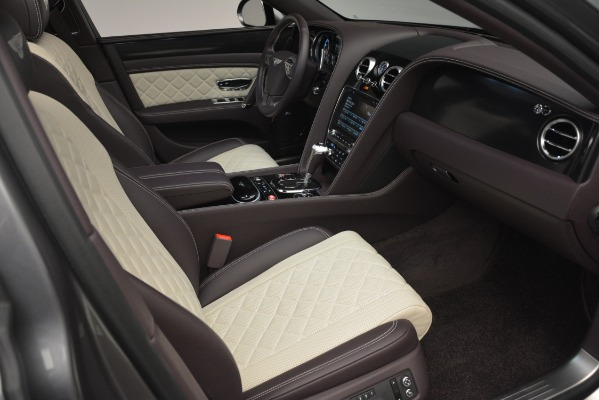 Used 2018 Bentley Flying Spur W12 S for sale Sold at Rolls-Royce Motor Cars Greenwich in Greenwich CT 06830 28
