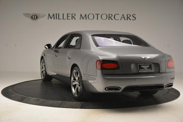 Used 2018 Bentley Flying Spur W12 S for sale Sold at Rolls-Royce Motor Cars Greenwich in Greenwich CT 06830 5